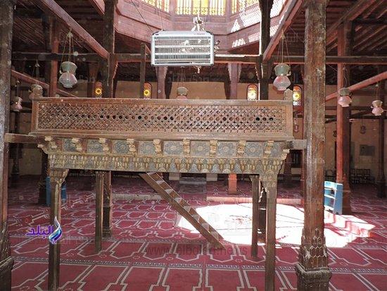 Мухафаза Сохаг, Египет: https://www.youtube.com/watch?v=vRFt05wuIxg  مسجد الامير حسن باخميم سوهاج