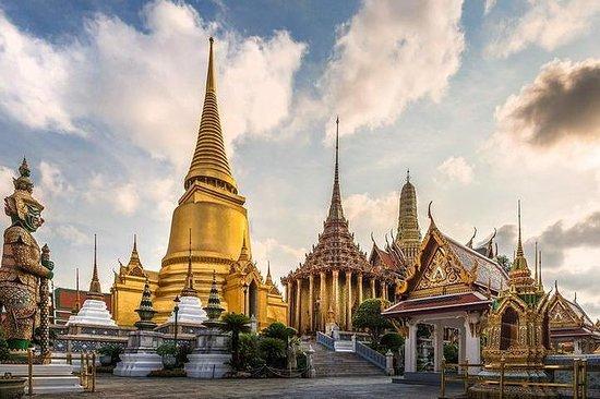 Tour Privado: Templos de Bangkok y...
