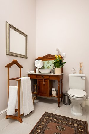 Loxton, Južna Afrika: Chery bathroom