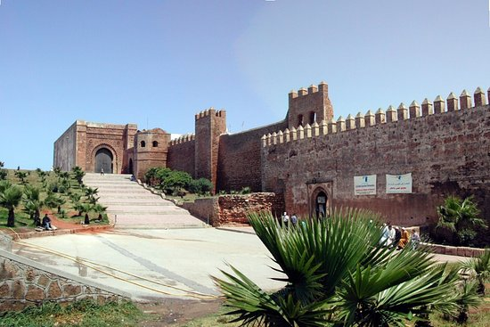 VISIT KASBAH OUDAYA IN RABAT, SIGHTSEEING TOURS IN MOROCCO