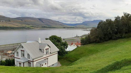 North Iceland, ไอซ์แลนด์: Akureyri
