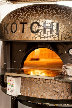 Authentic Italian Oven