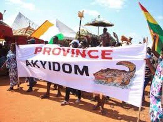 Bondoukou, Кот-д'Ивуар: VOYAGE DES-MAINS : La province AKIDOM vous dit AKWABA