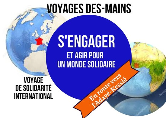 Bondoukou, Кот-д'Ивуар: Des-Mains association : Voyage Adayé-Kessié
