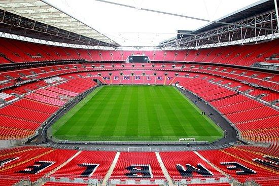Фотография Iconic London Sporting Venues Private Tour - Wembley - Wimbledon - Lords