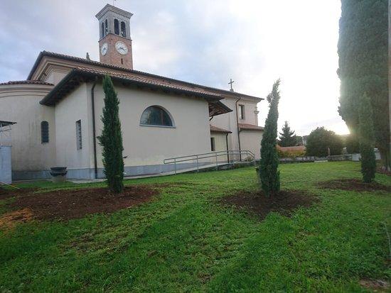 Morsano di Strada, Italia: the church