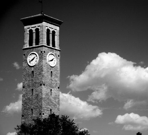 Morsano di Strada, Italia: the tower bell by mauro paviotti