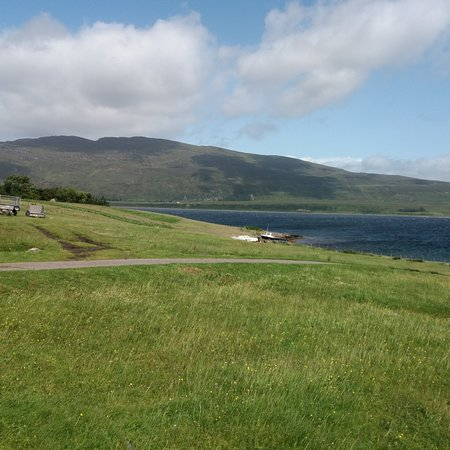 Little Loch Broom, UK: Another sea loch surrounded by hills, mountains and the beauty of the Scottish countryside. Truly mesmorising and breathtaking! (July 2017) 🌍🏞🏕🚣♀️🛤🌲🌳🌾🌿☘🍀🍃🌸🌺🌹