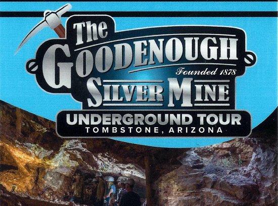 Tombstone, AZ: Underground tours