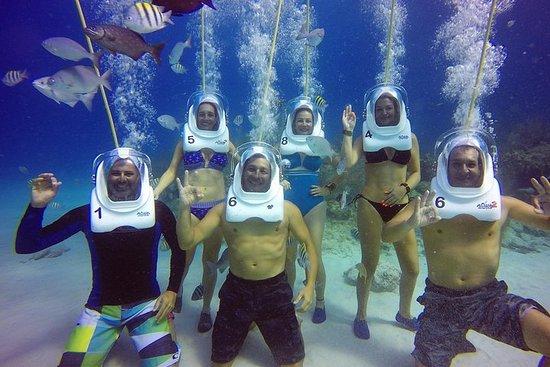 Buceo con escafandra en Aquanautas en...