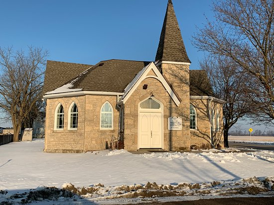 Centre Wellington, Canada: Speedside United Church, Speedside ON