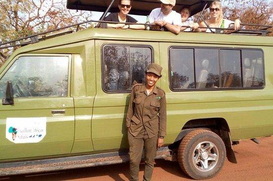1 dag Akagera Nationaal Park