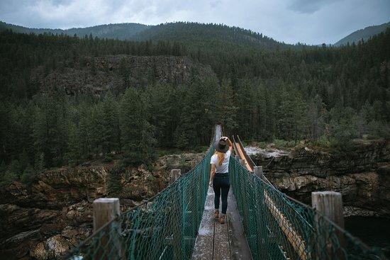 Glacier Country, Монтана: The Cabinet Mountains. Photo: Brian Chorski