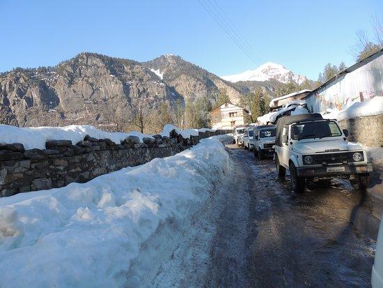 road to hamta