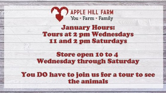 ‪Apple Hill Farm‬