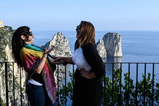 Exploring Capri and Anacapri from...