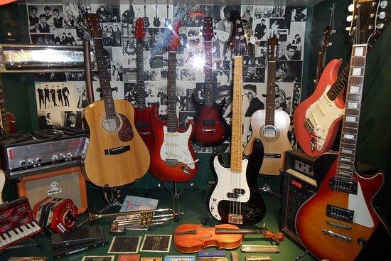 Visite à pied des Beatles à Liverpool