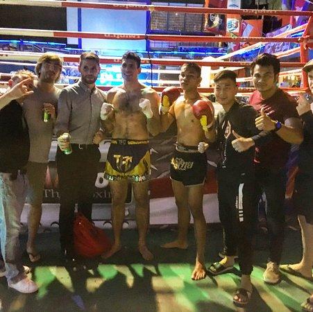 Muaythai Camp at TFC gym