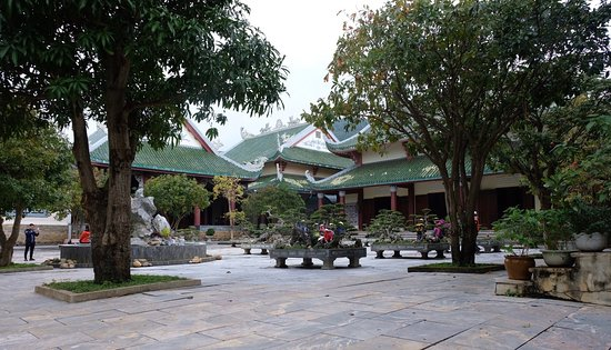 Linh Ung pagode