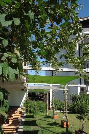 Seeg, Nemecko: Sommerterrasse