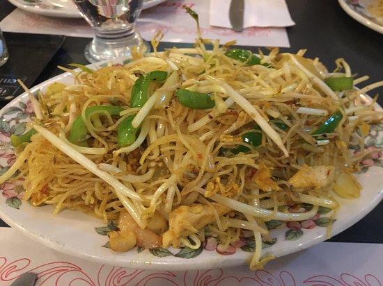 Halal Chinese Restaurant Nouilles Express Montreal Traveller Reviews Tripadvisor