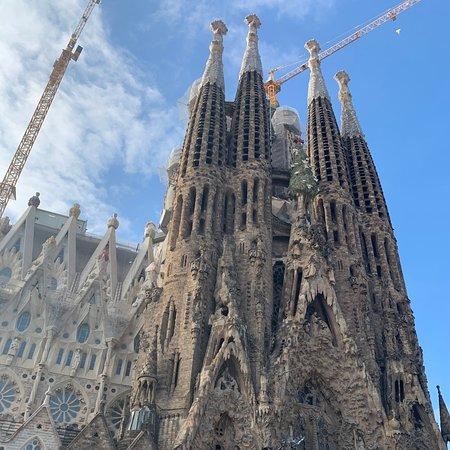 Sagrada Familia, RS: Magnifique