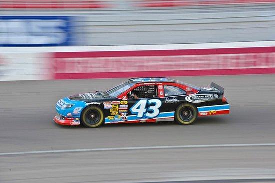 NASCAR Race Car Ride-Along Program på Daytona International Speedway