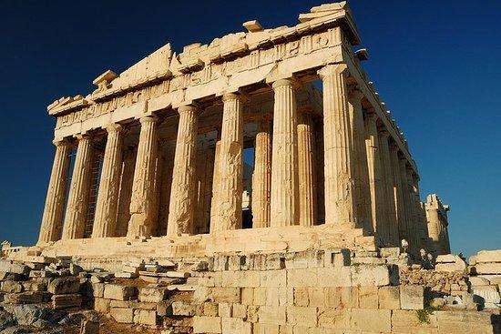 Gåtur til Akropolis inklusive...
