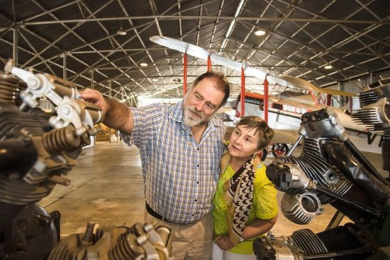 Skip the Line: QANTAS Founders Museum General Admission Ticket