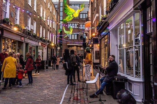 Trendy Covent Garden et Soho Walk - Visite privée personnalisée