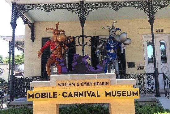 Entrada sin colas al museo del carnaval móvil
