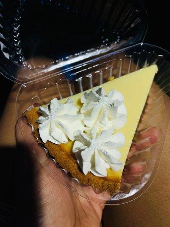 Best key lime pie!