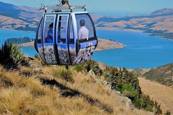 Excursion en télécabine à Christchurch