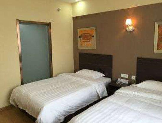 Dezhou, China: 2 Twin Bed Room