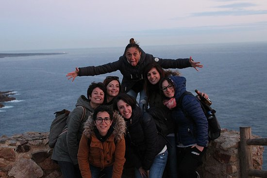 Sintra Municipality, โปรตุเกส: Valentina & friends on tour with Astrolabe tours & travel