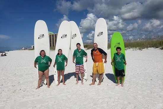 Learn to Surf - Navarre Beach