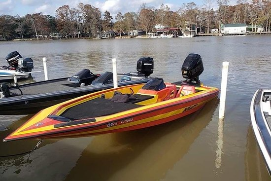 Speed Boating Tour in Curitiba
