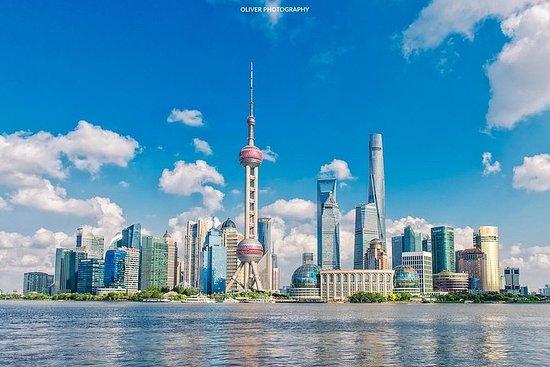Shanghai lufthavn mellemlanding privat...