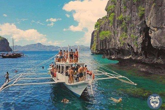 Spectaculaire El Nido Tour A (lagunes...