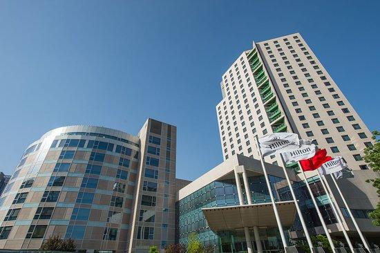 Guest room - Hilton Beijing, Pekin Resmi - Tripadvisor