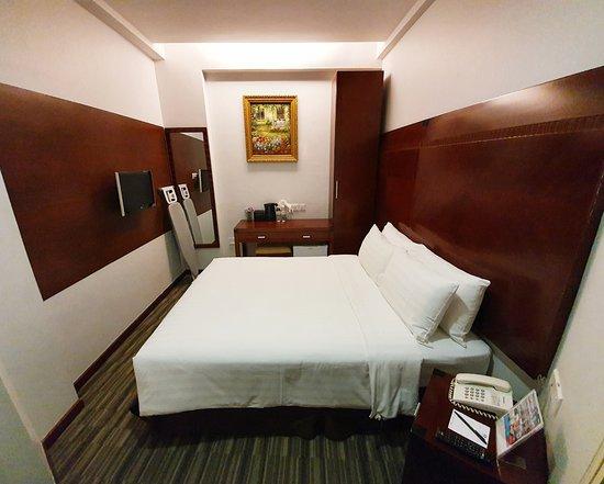 Superior Queen Bed Room – na slici je Santa Grand Hotel West Coast, Singapur - Tripadvisor