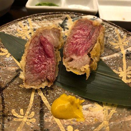 Nice Tempura dinner at Gion!!