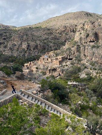The green mountain   رحلتي الى الجبل الاخضر ❤️
