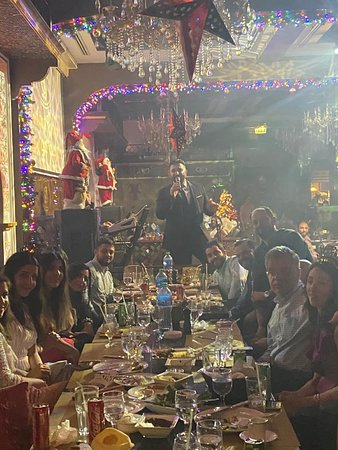 Dandana Gourmet Guests at New Year EVE 2020
