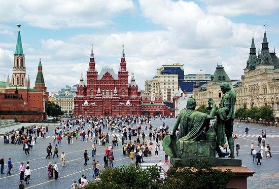 La Plaza Roja y Kitay-górod: Экскурсия по Красной площади - самая популярная в Москве.