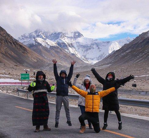 7-Night Lhasa to Everest Base Camp Classic Tour: Everest base camp