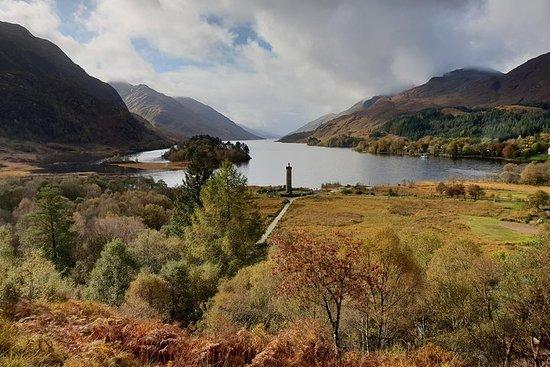 Highlands, Glencoe og Glenfinnan Viaduct Private Day Tour fra...