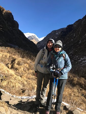 Sawasdee Nepal Treks and Tours : Me and my lovely son :)