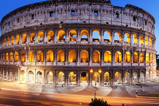 Фотография English Guided tour in Colosseum and Palatine Hill with access to Roman Forum