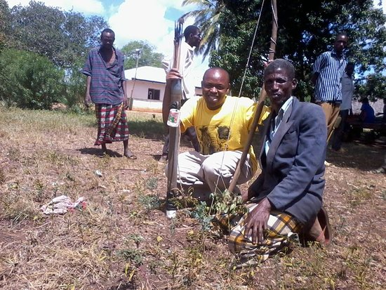 Witu, Kenya: Was at Pandaguo area which is part of Mboni forest